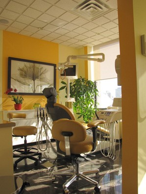 dental interior design toronto
