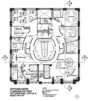 interior design plan toronto
